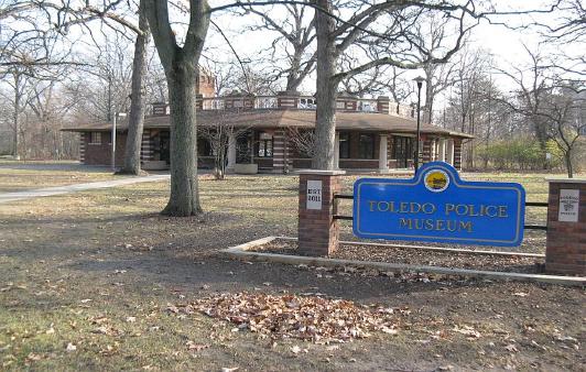 The Toledo Police Museum