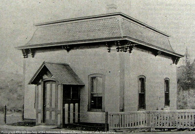 Franklin County Library c. 1880
