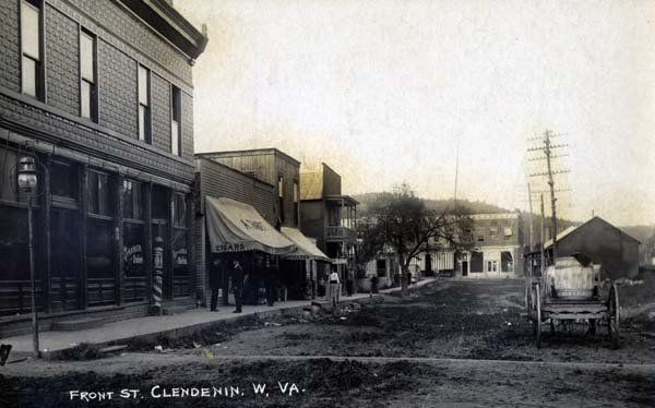 Early photo of Clendenin from 1905. 1.