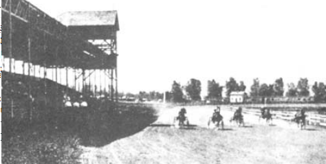 The race track at Prospect Park. Courtesy of Jean Helburg.