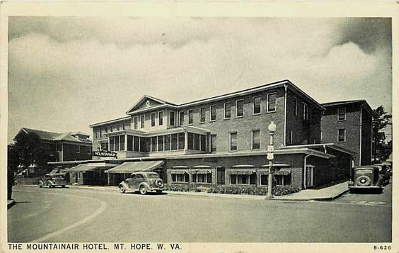 Mountainair Hotel
