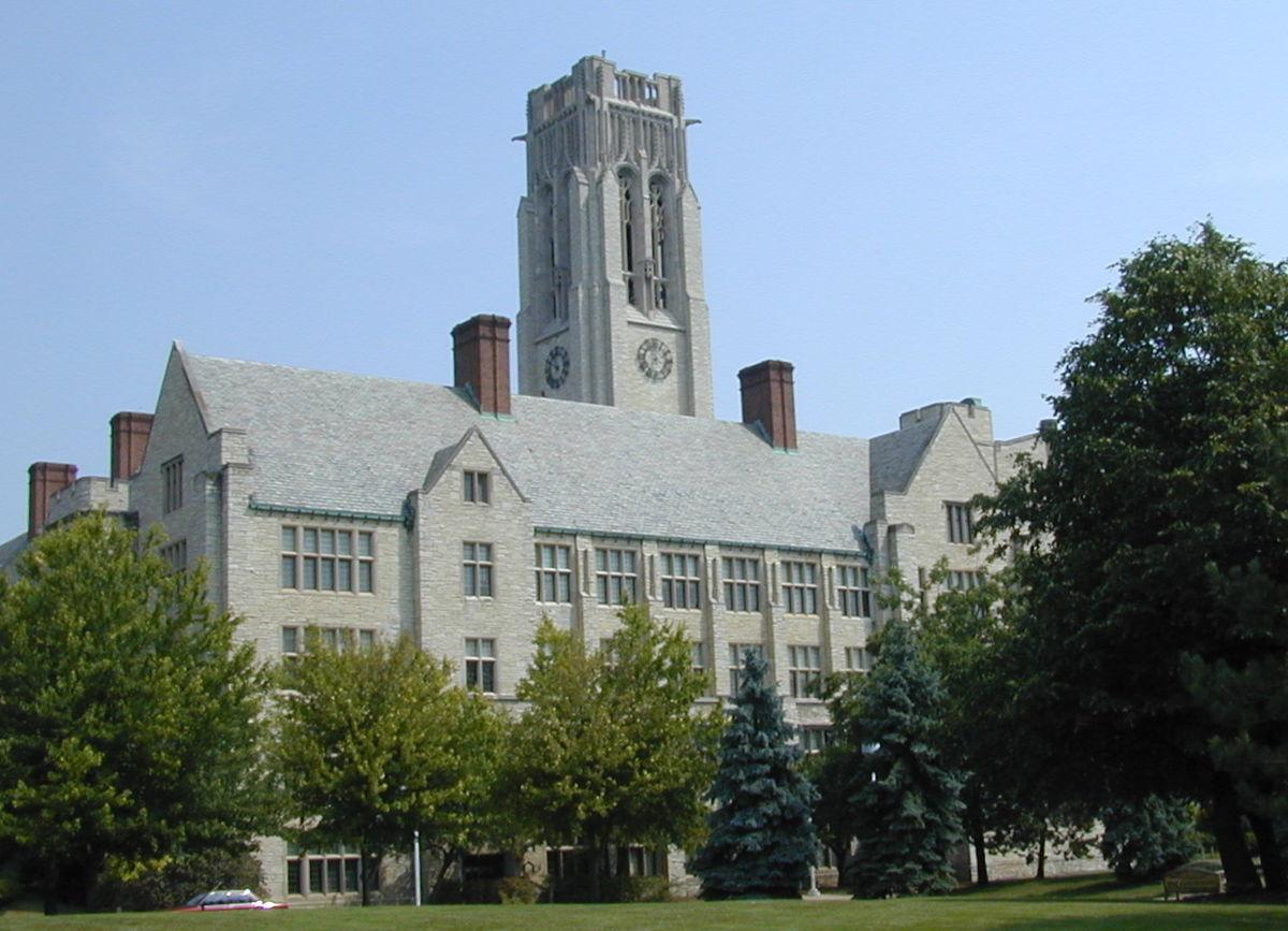 University Hall (built 1931)