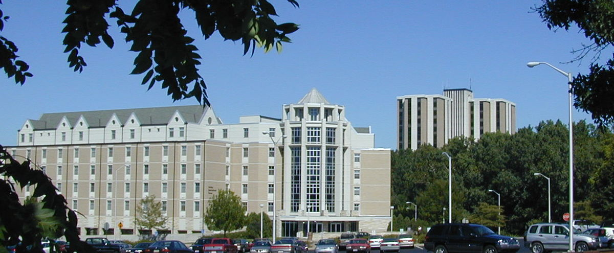 Dorms, including the Horton International House, named after Dr. Frank Horton, the 13th President of The University of Toledo.