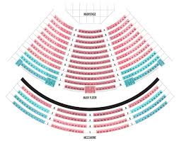 Indiana Repertory Theatre Seating Chart