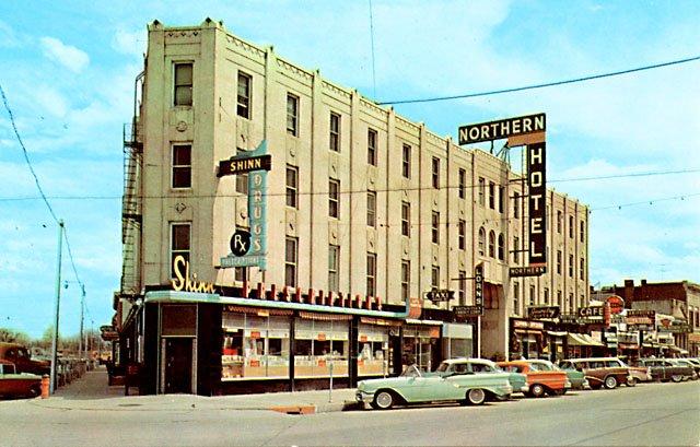 Northern Hotel circa 1960