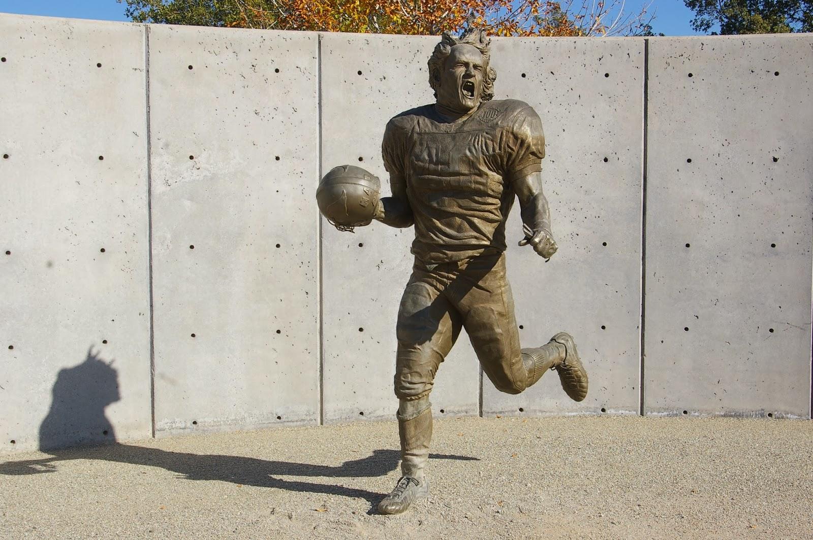 Arm, Football, Ball, Wood