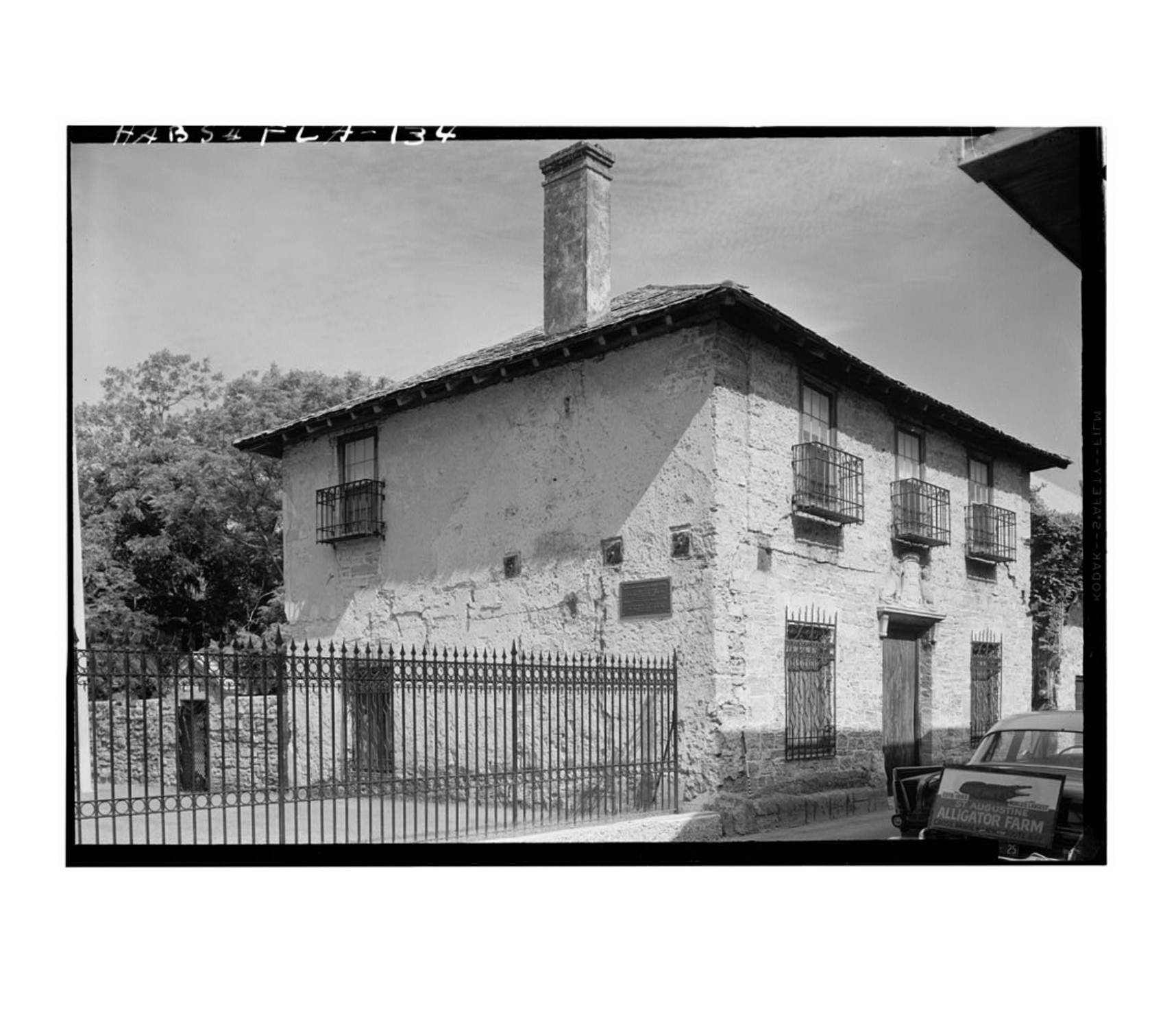 Historic American Buildings Survey Prime A. Beaudoin, Photographer August 1961. Credit: Library of Congress