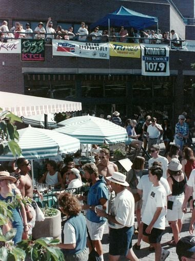 Colorado Brewers' Festival 1990.