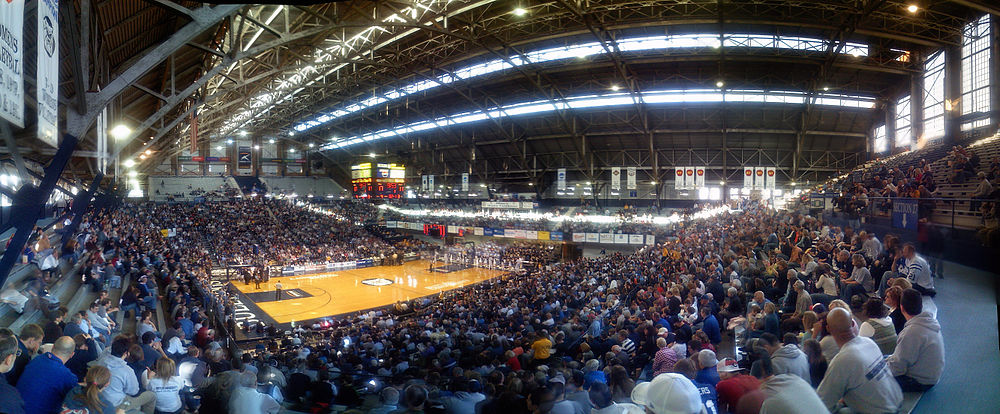 The Hinkle game day experience.