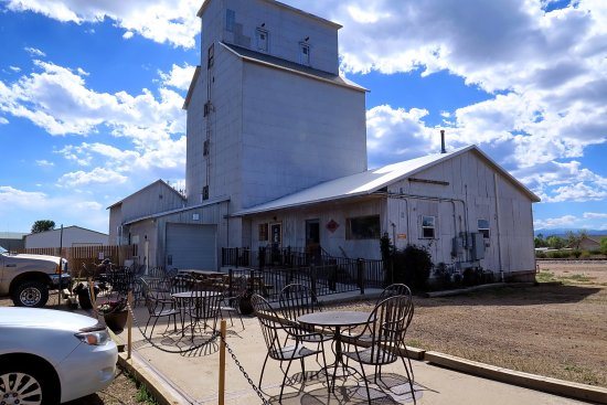 The current location for the Old Colorado Brewing Co. in Wellington, Colorado.