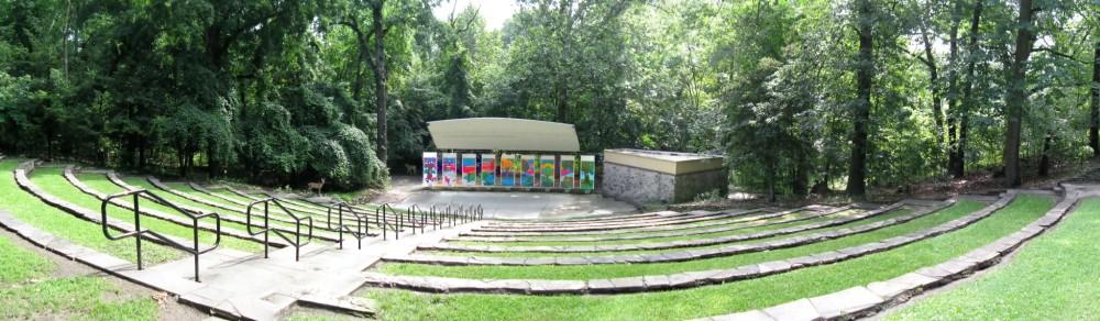 The Ottawa Park Amphitheater