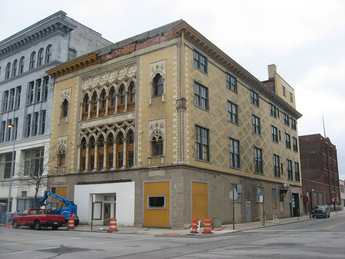 Burt's Theater in 2013