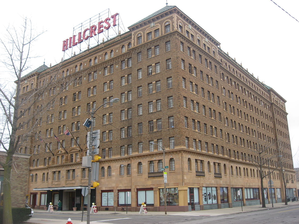 The Hillcrest Hotel