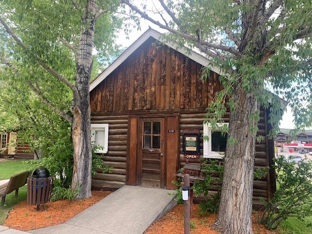 Log Chapel. Circa 2020