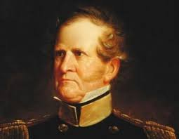 General Winfield Scott led the expedition on the trail. He requested that Cherokee Chiefs lead the march instead of The U.S. Army, but his request fell on deaf ears.