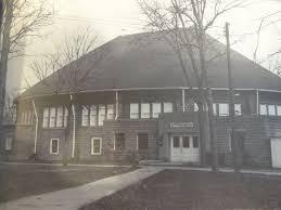 "The ""New"" Gymnasium"