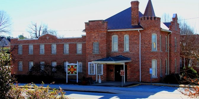 The Pickens County Museum of Art & History opened in 1976 after a year of renovations. It is formerly the Pickens County Jail.