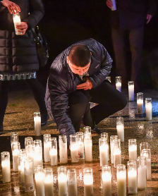 World AIDS Day Remembrance at the National AIDS Memorial Grove, held annually on December 1st since 1996
