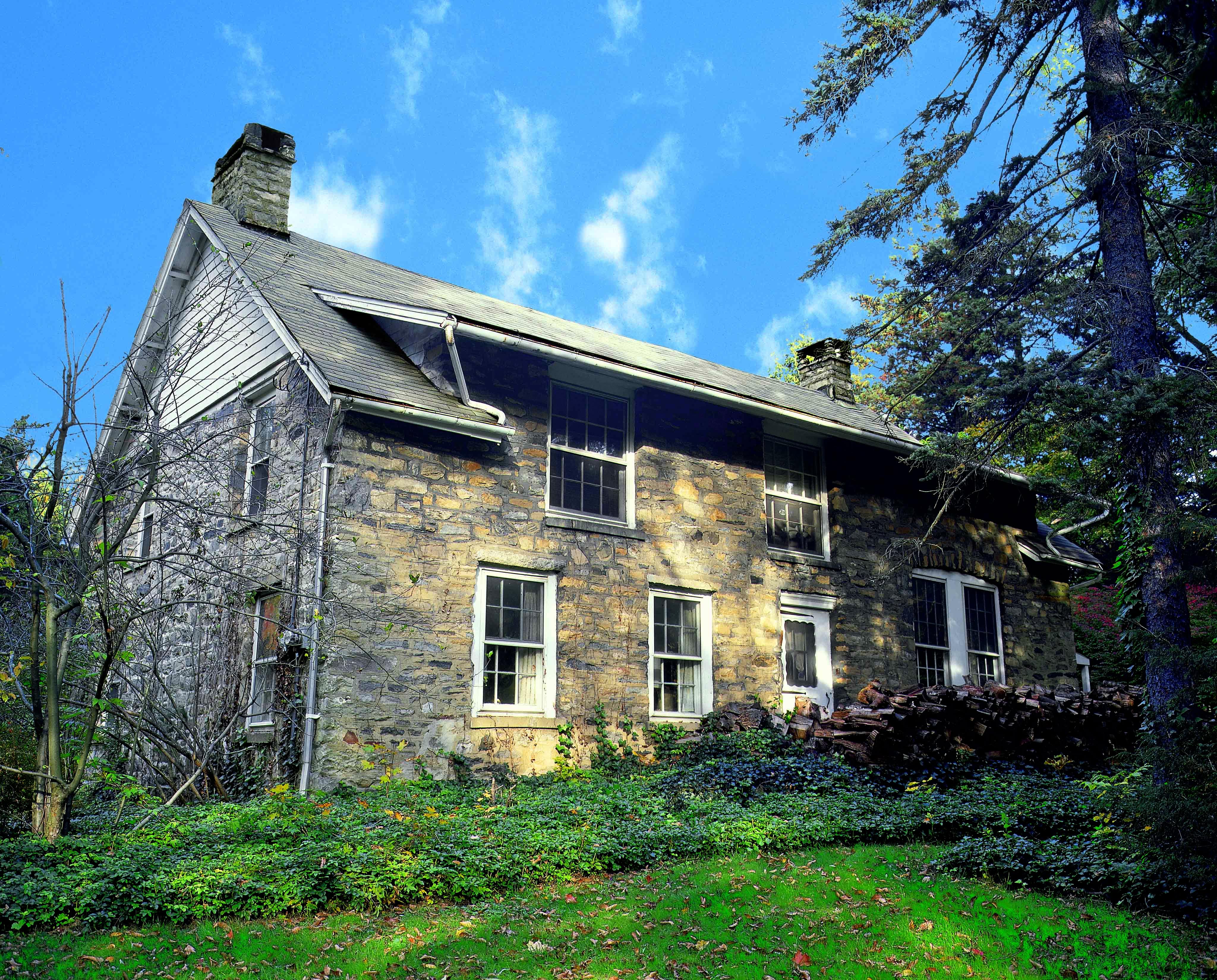 Romer-Van Tassel House.