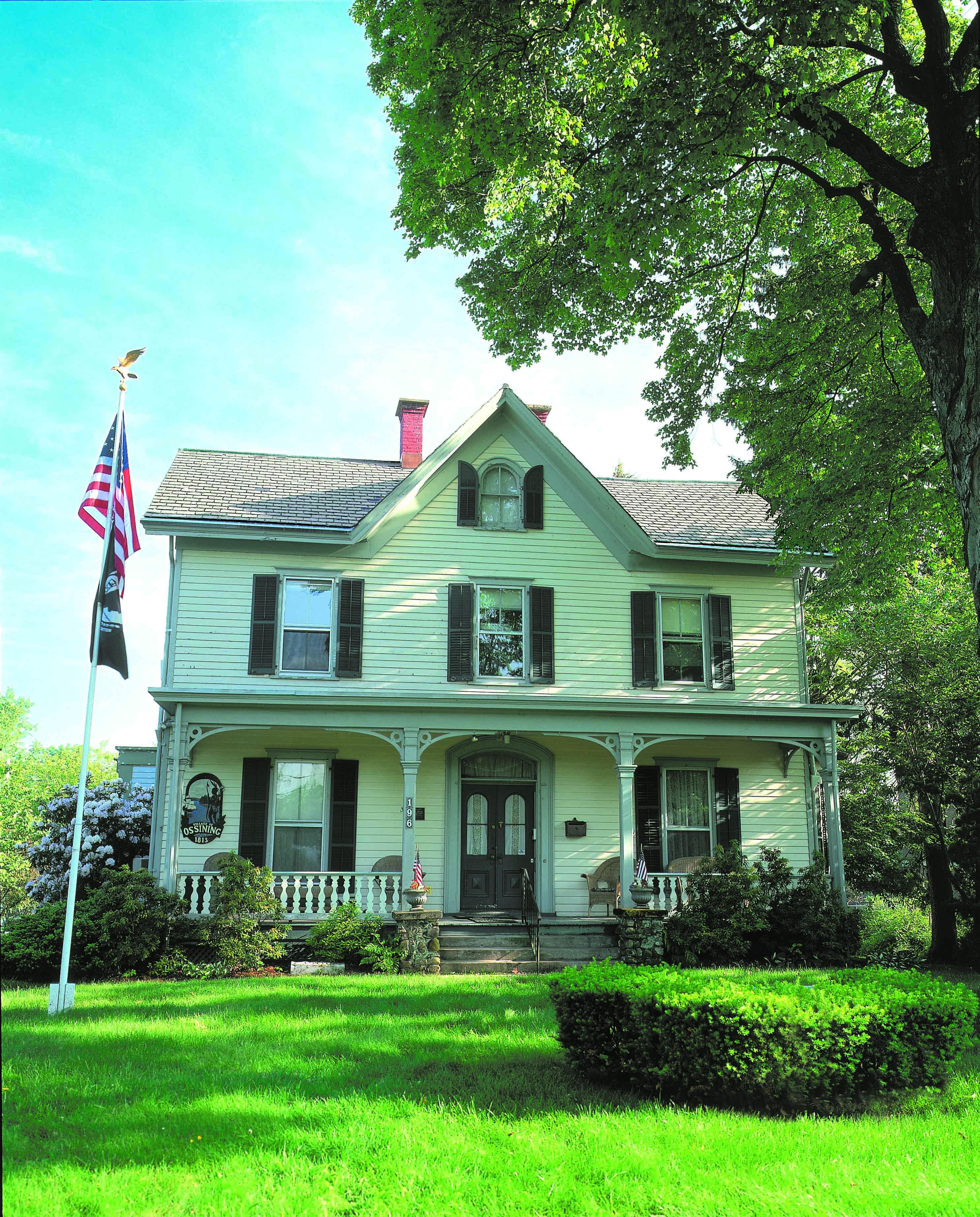Ossining Historical Society (Richard Austin House)
