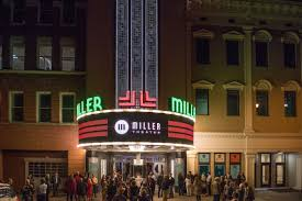 Facade of Miller Theatre C. 2018