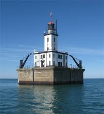 Beautiful View of Lighthouse