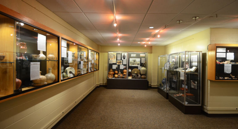 The Matson Museum of Anthropology features artifacts from around the world, with a strong emphasis on Pennsylvania, Mexico, and Mesopotamia.