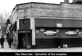 79ers Bar, where the first incident occurred