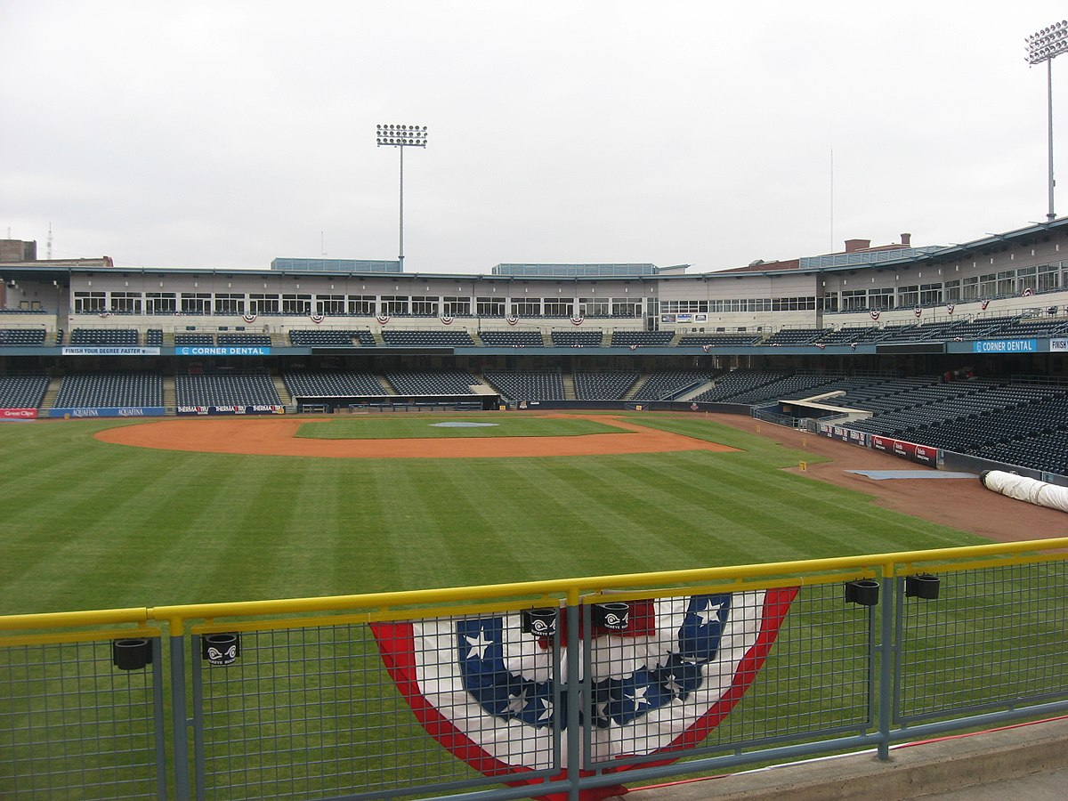 The Fifth Third Field