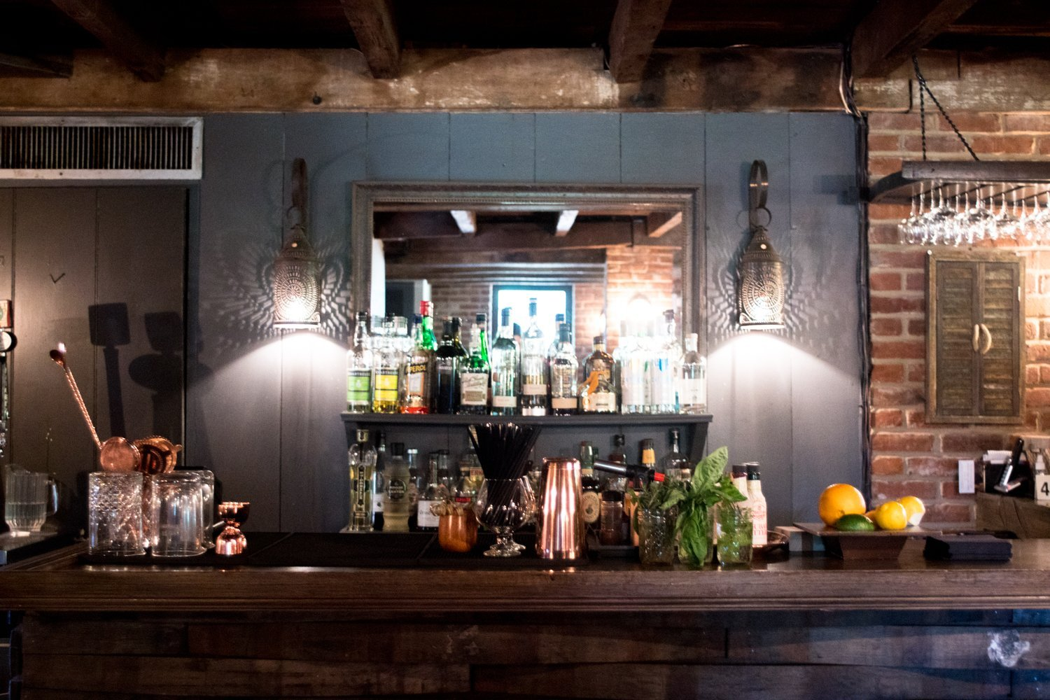Now known for their mixology of cocktails, this bar specializes in house-distilled rum.