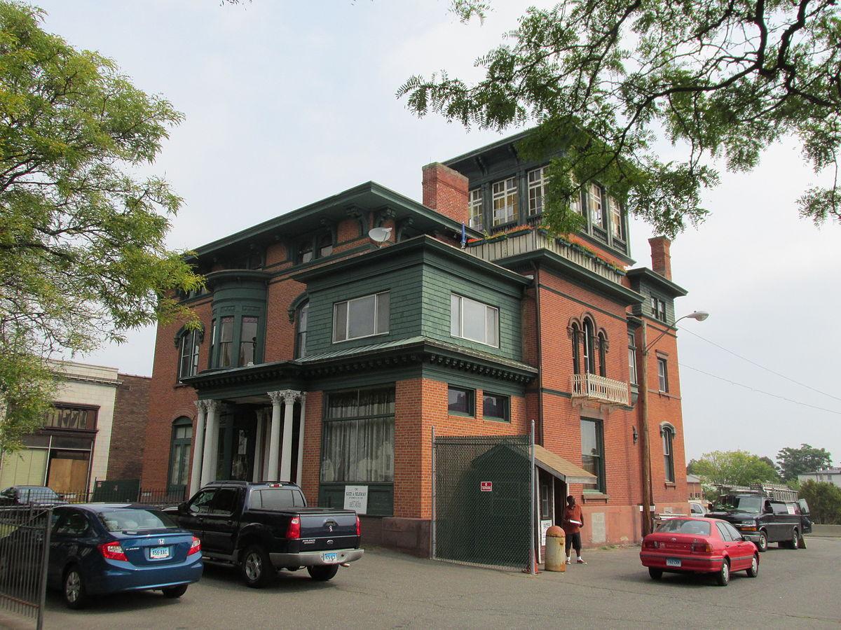 Lucius Barbour Mansion