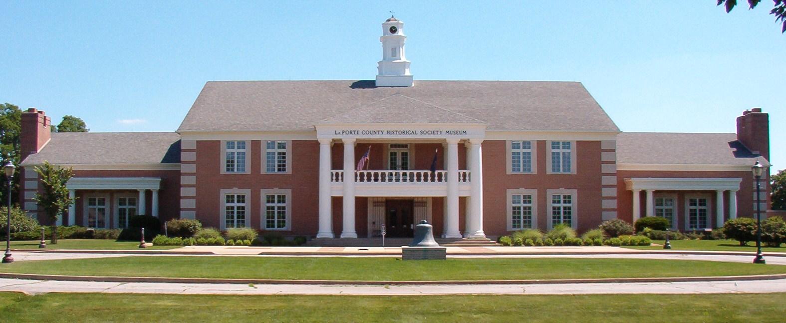 La Porte County Historical Societry Museum