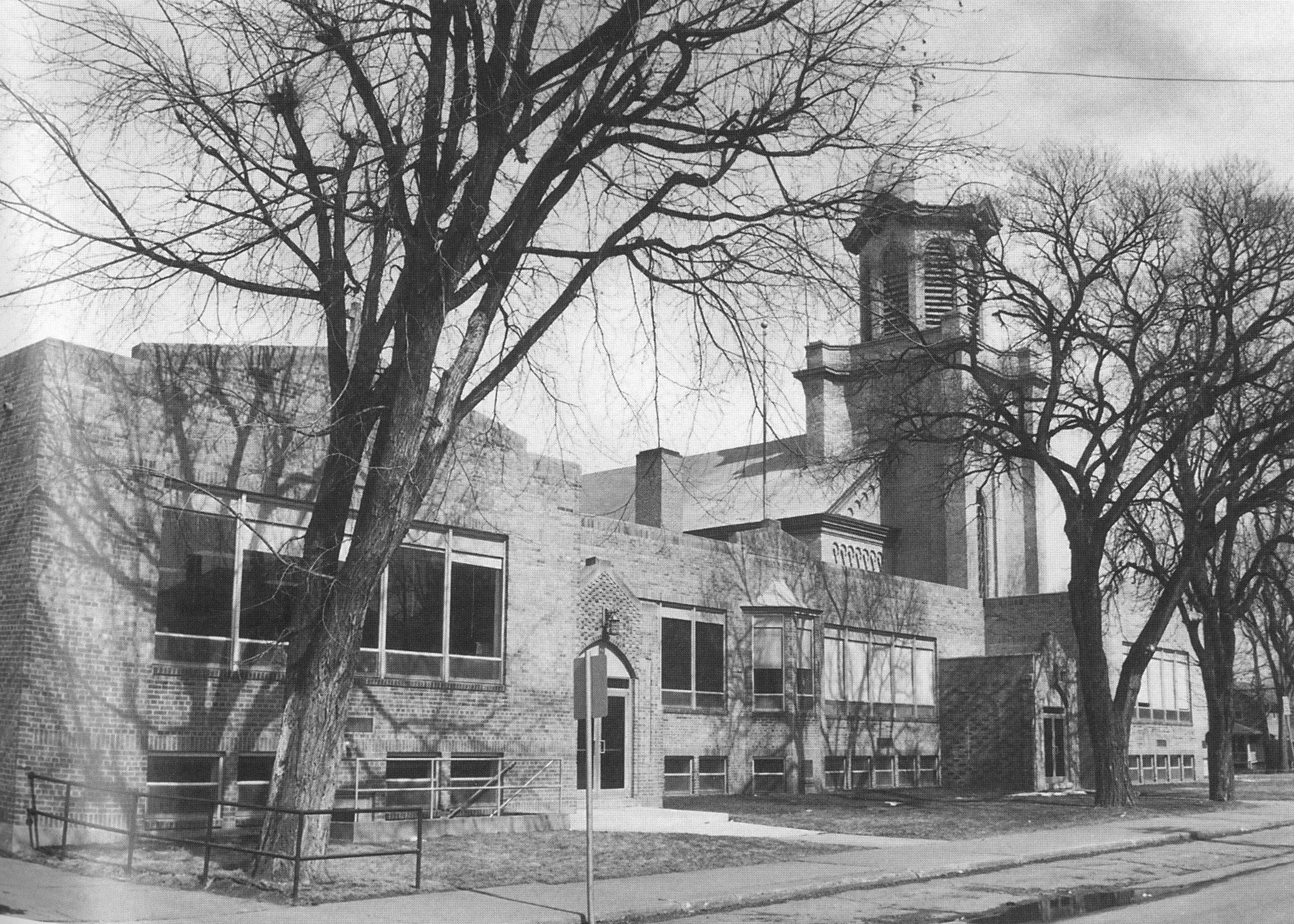 St. Patrick's School, 1938.