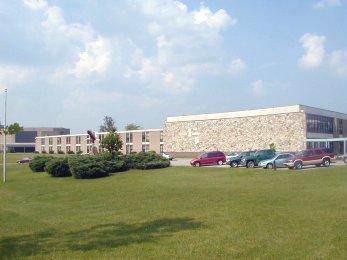 Woodrow Wilson high school located in Beckley West Virginia.