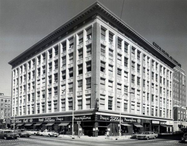1968 Photo of the Davidson Building