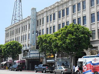 Plans are currently being considered on what to do with the Warner Pacific Theatre.