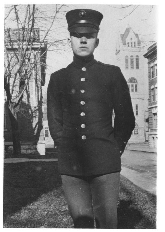Frank Sheehan, ca. 1918