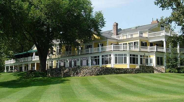 The Country Club's Club House