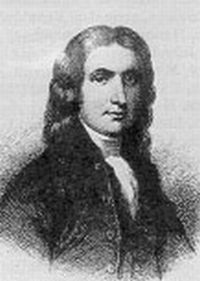John Hart, signer of the Declaration of Independence and father to Edward Hart (who constructed the first Beverly jail in 1790).