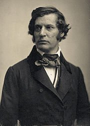 Sumner in 1850, a year before his election to the senate