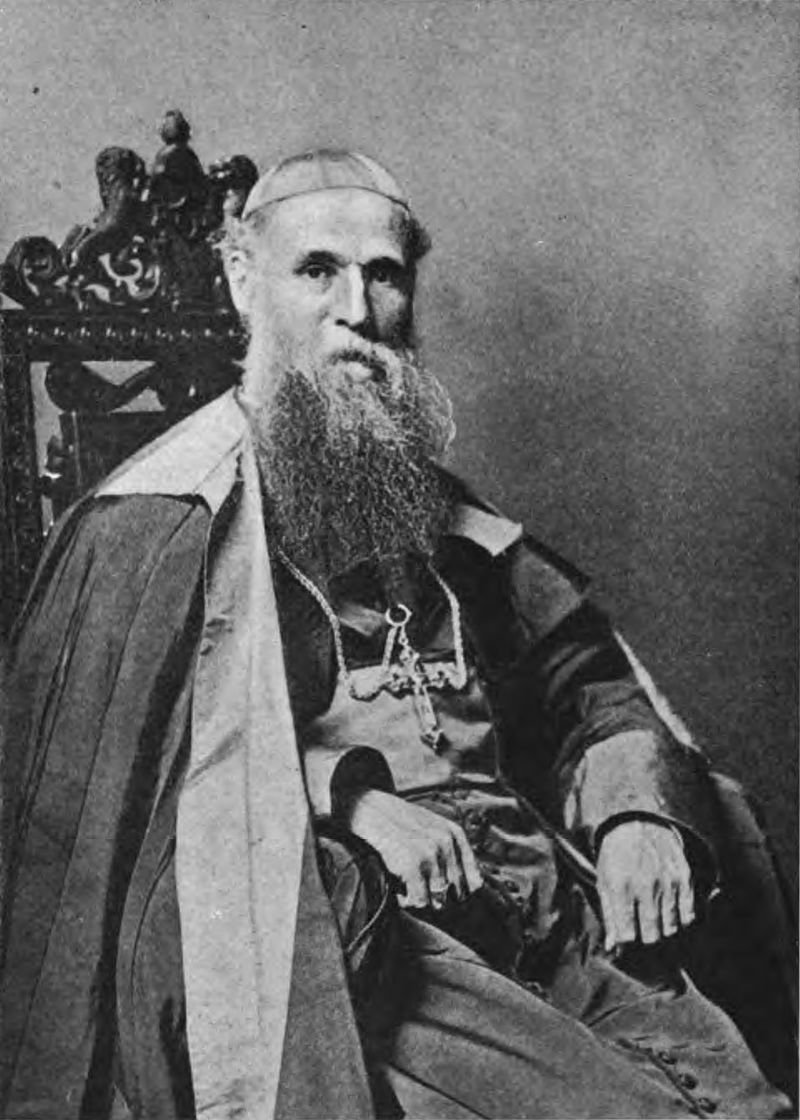 Abbot Leo Haid (1913), vicar apostolic of North Carolina and the founding abbot of Maryhelp Abbey. Source: The Catholic Church in the United States of America: Undertaken to Celebrate the Golden Jubilee of His Holiness, Pope Pius X, Volume 3.