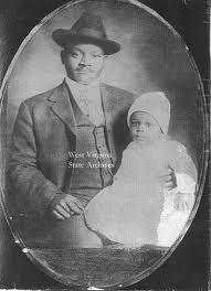 James R. Jarrett with father James W. Jarrett