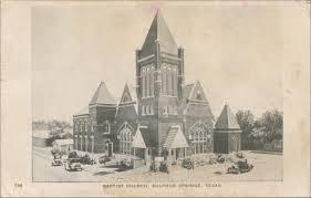 White Sulphur Springs Baptist Church