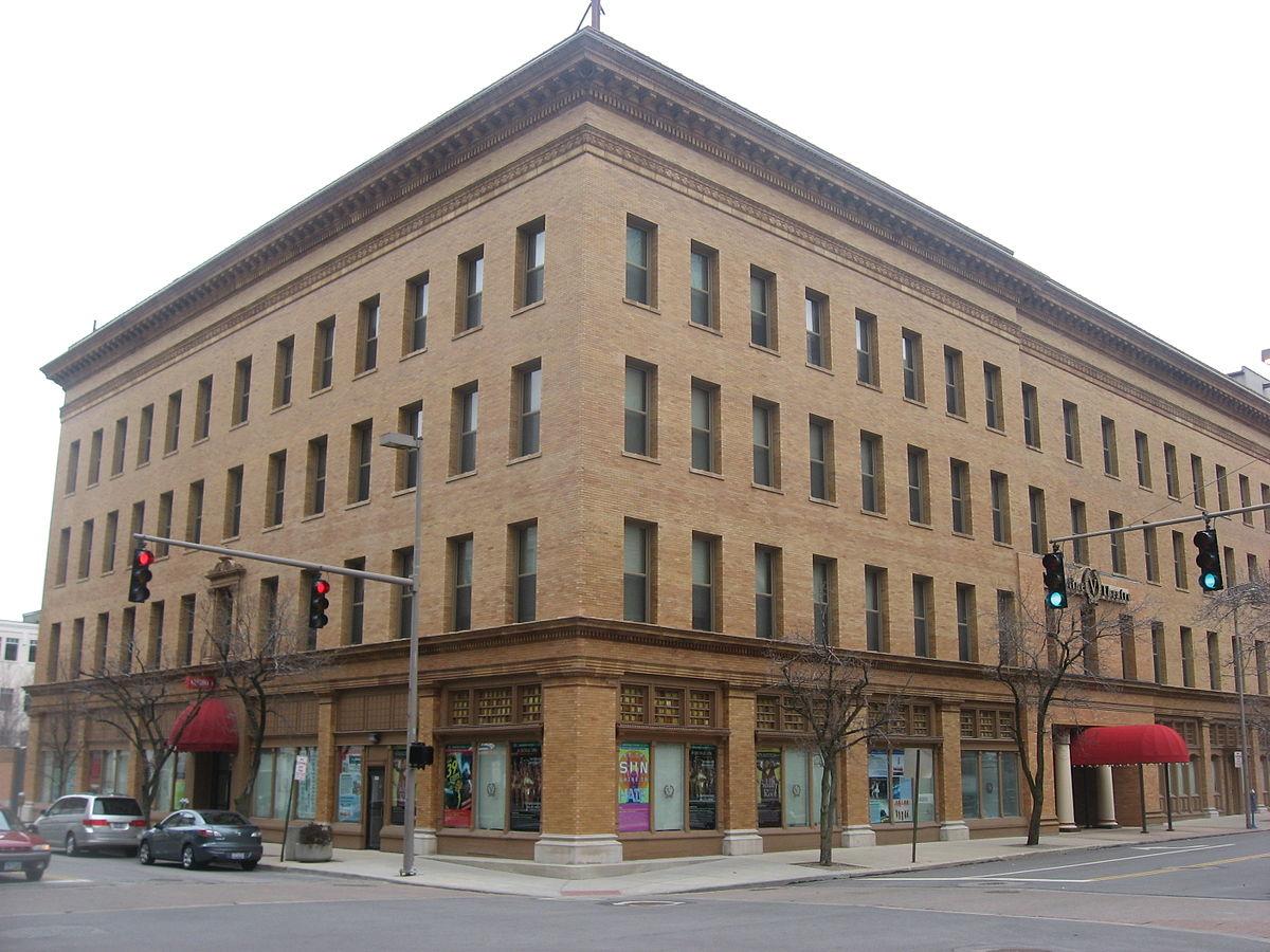 The Valentine Theatre building
