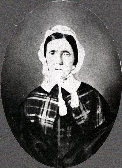 Sophia Sawyer circa 1850