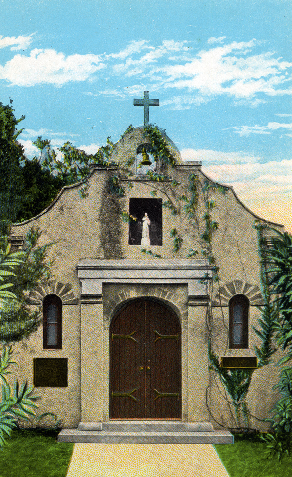 Postcard, Saint Augustine, Fla. : W.J. Harris Co., [19--]. Credit: FloridaMemory