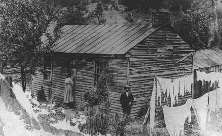 Booker T. Washington's Cabin