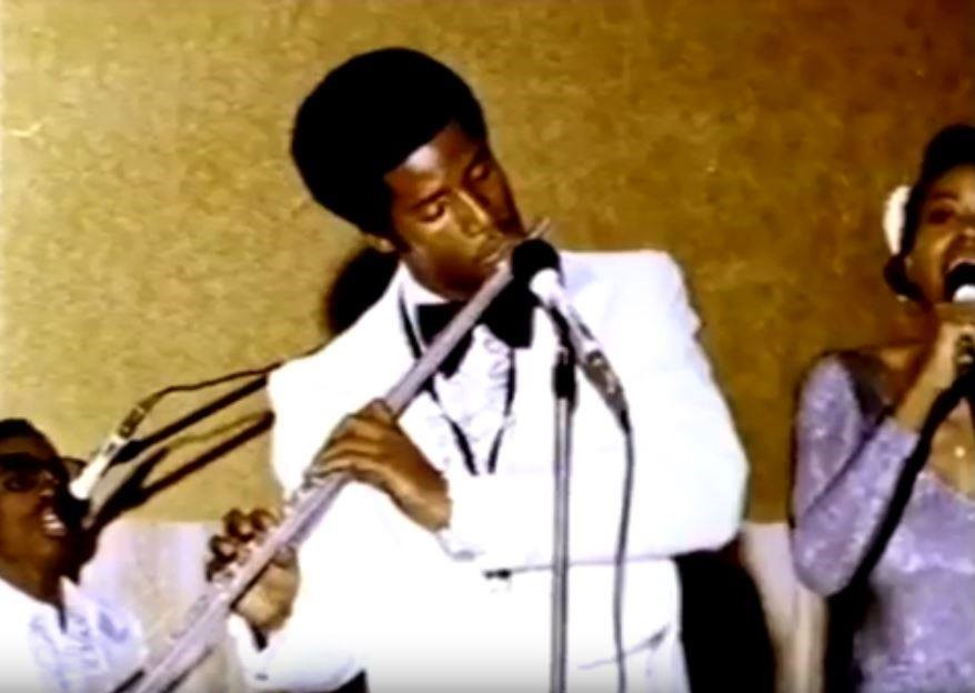 Steve Harvey didn't just play saxophone.  He played many other woodwind instruments, most notably the flute.