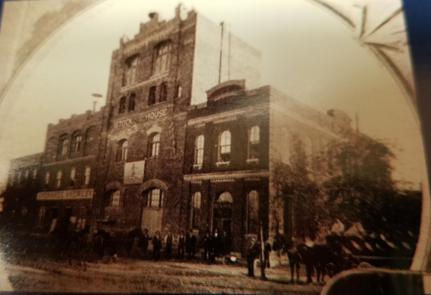 Cherokee Brewing Company circa 1895.