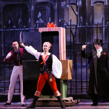 The Pittsburgh Ballet Theatre's The Nutcracker